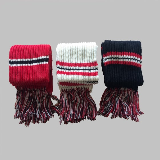 Image of RBN1878 MATCH SCARVES