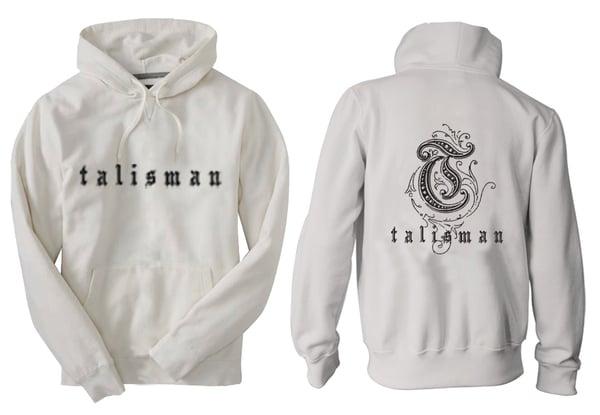 Image of Talisman - Hoodie (White)
