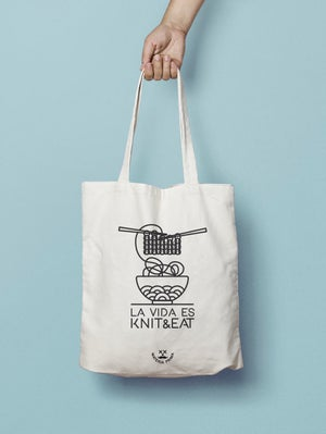 Image of Totebag Eat