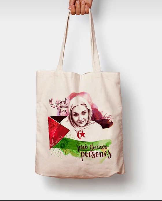 Image of TOTEBAG SÀHARA DESPERT