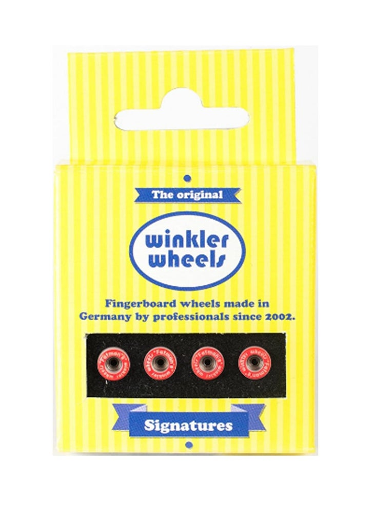 Image of Winkler Wheels Fatman's White