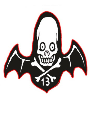 Image of BAT 13 - STICKER