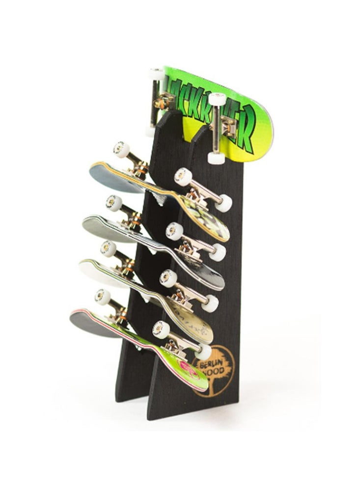 Image of Berlinwood Fingerboard Holder Display Black
