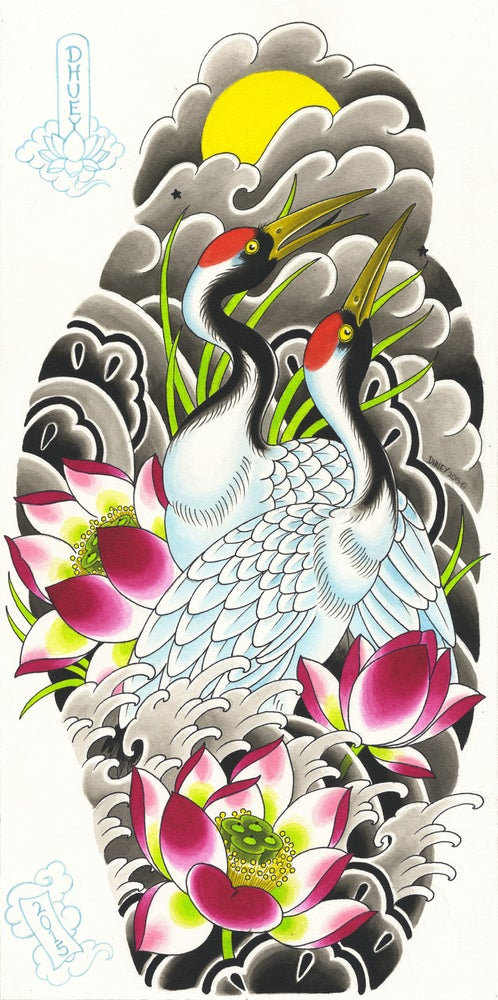 Image of crane sleeve