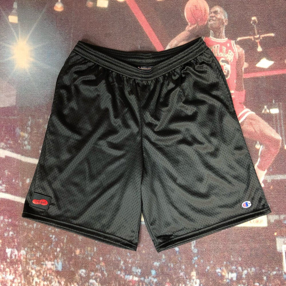 Image of Sole Food Kicks x Champion Mesh Shorts