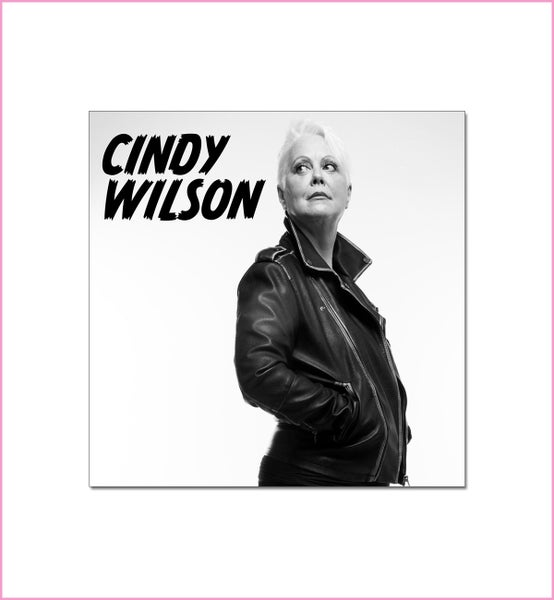 "Image of Cindy Wilson European 7"" - LIVE"