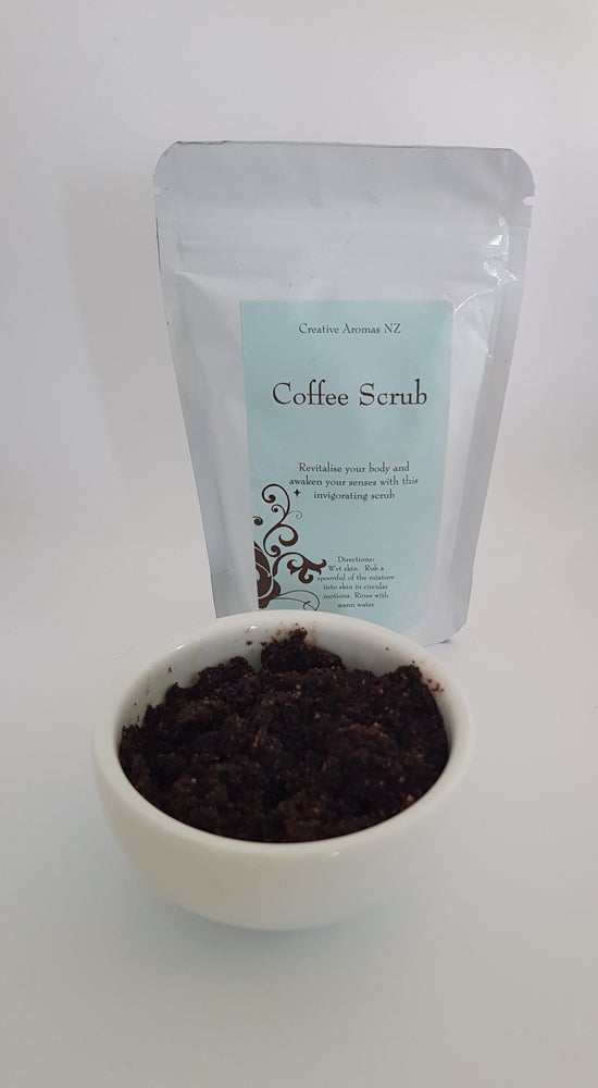 Image of Coffee Scrub