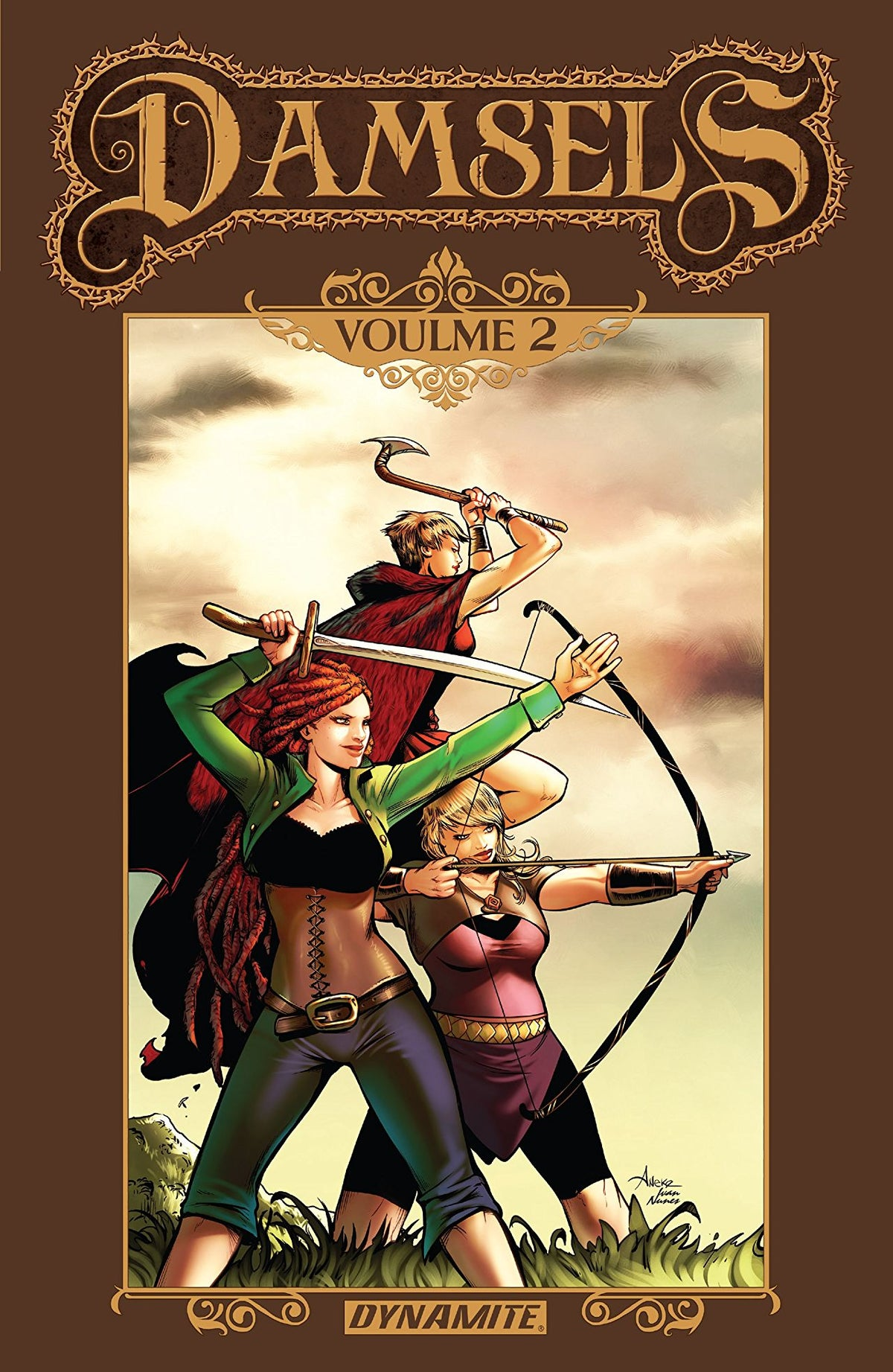 Image of Damsels Vol 2
