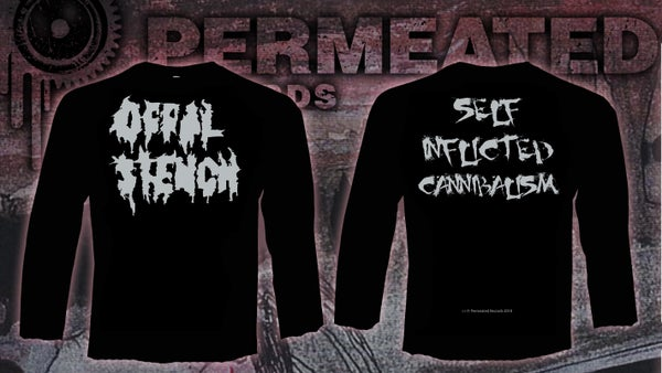 Image of Offal Stench - Self Inflicted Cannibalism - Long Sleeve