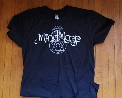 Image of MindMaze Make Live Music Live Again Logo Shirt