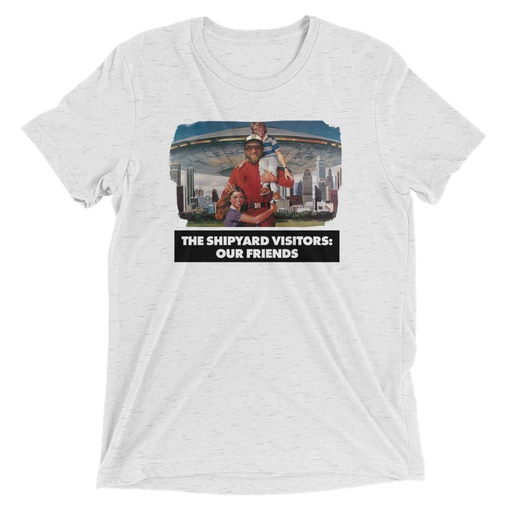 Image of Shipyard is Your Friend Tee