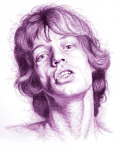 Image of Young Mick