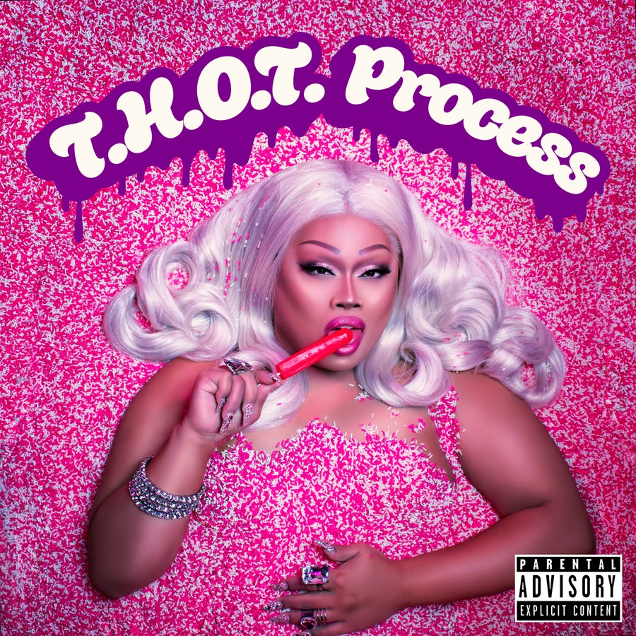 Image of Jiggly Caliente T.H.O.T. Process CD