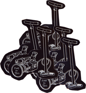 Image of Pump On This Sticker Pack (5)