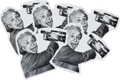 Image of Einstein VX1000 Sticker Pack (5)