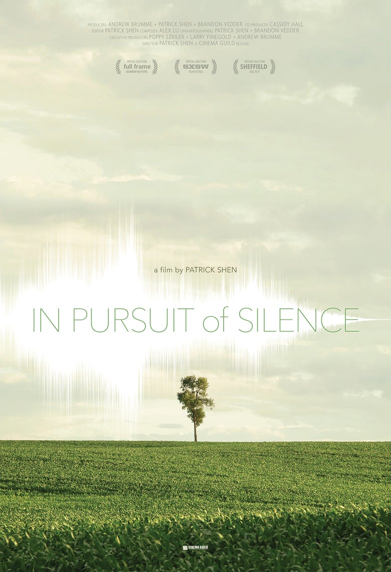 Image of In Pursuit of Silence – 11x17 Theatrical & Festival Poster