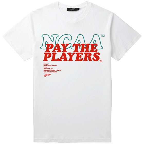Image of Pay The Players (White)