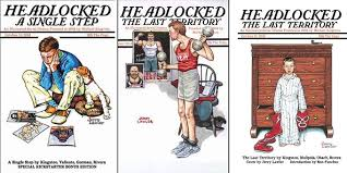 Image of Headlocked Combo Pack Vol 1-4 (DIGITAL EDITIONS)