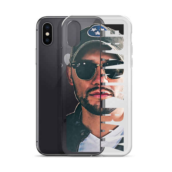 Image of Frank Ray iPhone Case