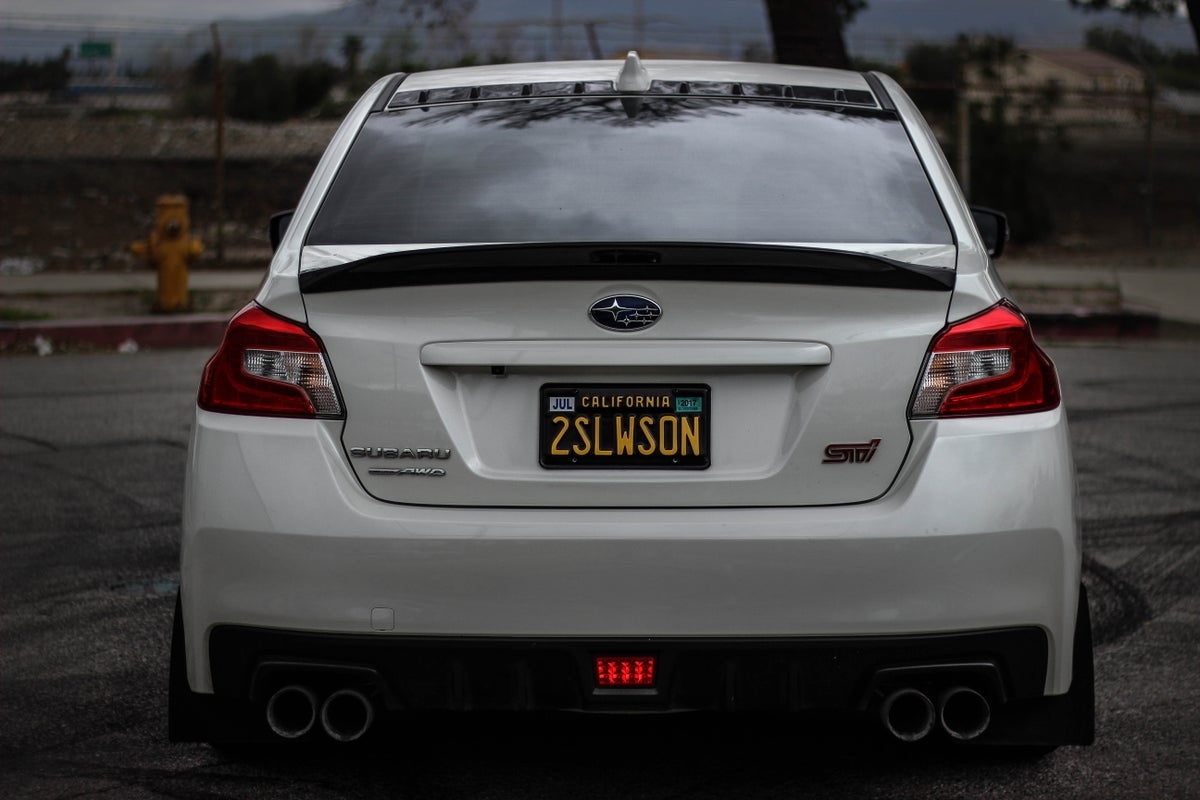 The Best Sti Spoiler For Wrx