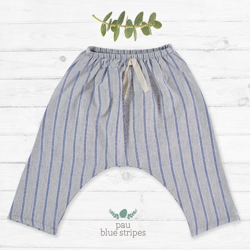 Image of Pantalon Largo Blue Stripes (antes 27.50€)