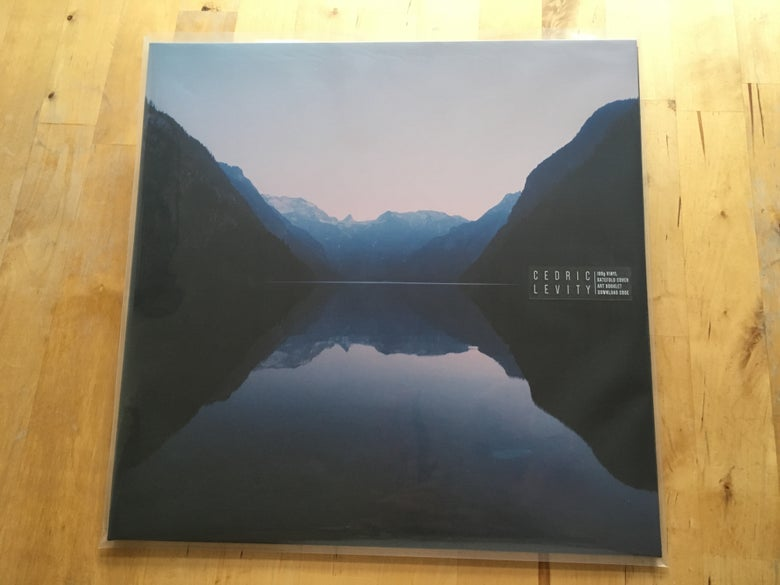 Image of CEDRIC – LEVITY LP 180g / Art-Booklet / CD