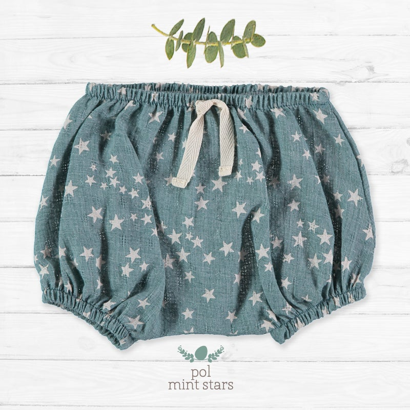 Image of Bloomer Mint Stars (antes 25,50€)