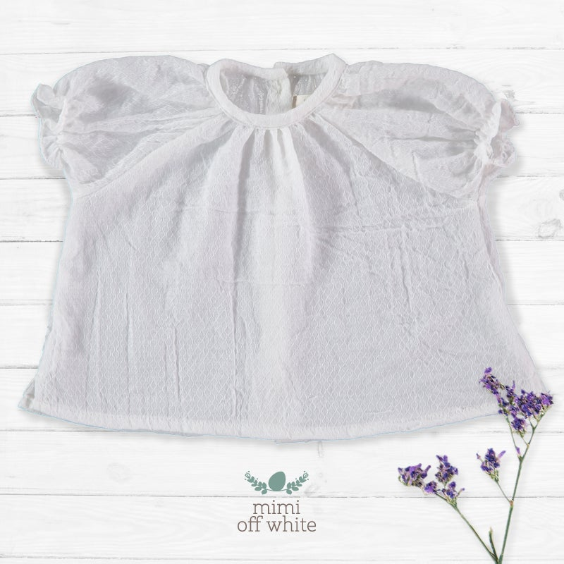 Image of Blusa Mimi Off White