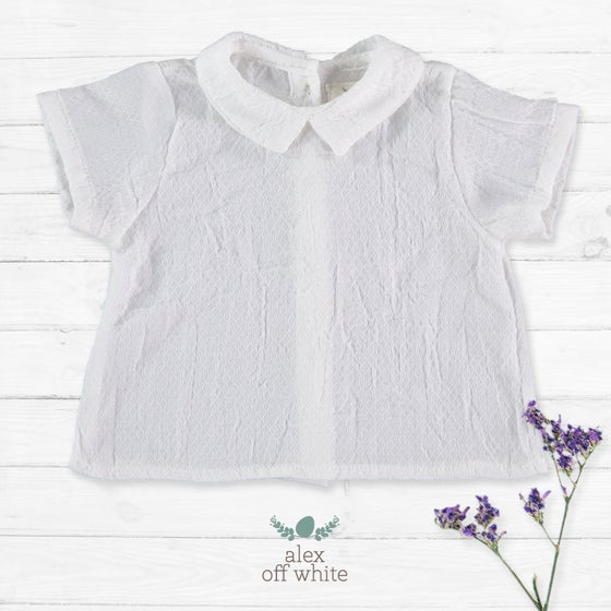 Image of Camisa Alex Off White (antes 30€)