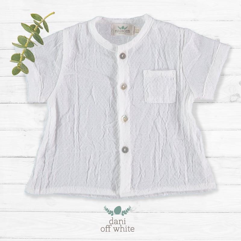 Image of Camisa Dani Off White (antes 30€)
