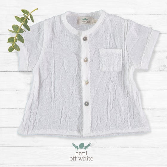 Image of Camisa Dani Off White (antes 30€)