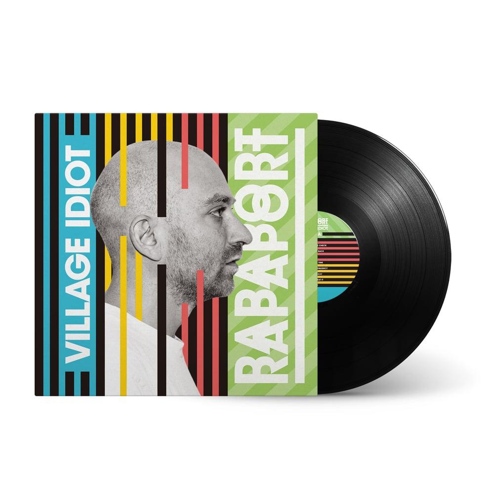 Image of Rapaport - 'Village Idiot' Signed Vinyl LP