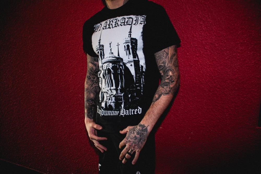 Image of LUGDUNUM HATRED - Unisex T-shirt