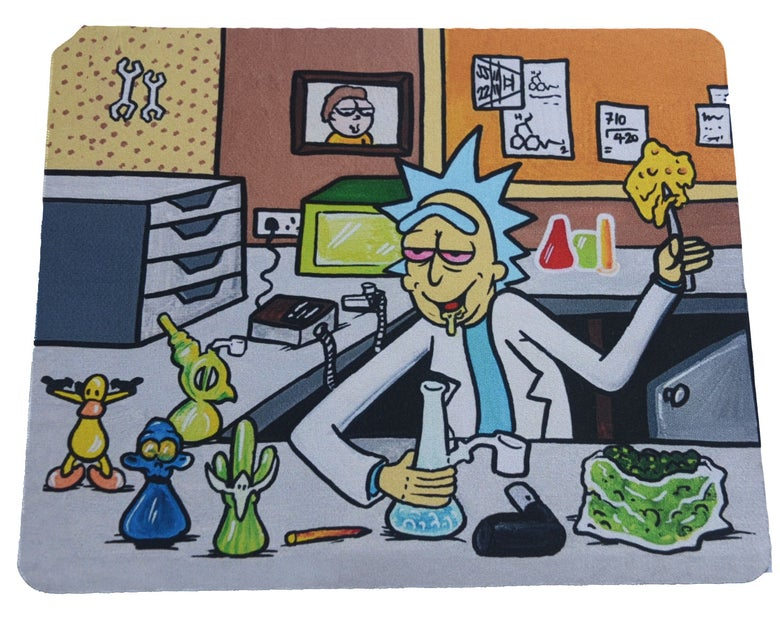 Image of Ricks Lab Dabpad