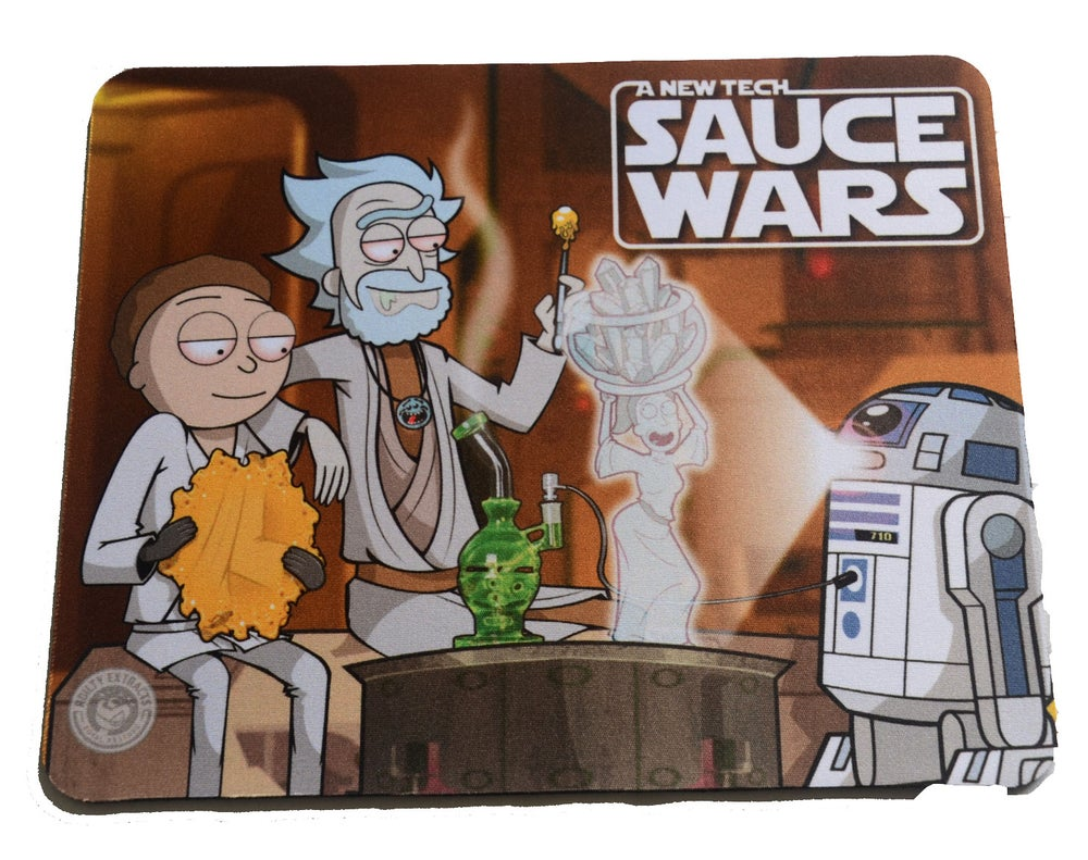 Image of Sauce Wars - A New Tech Dabpad