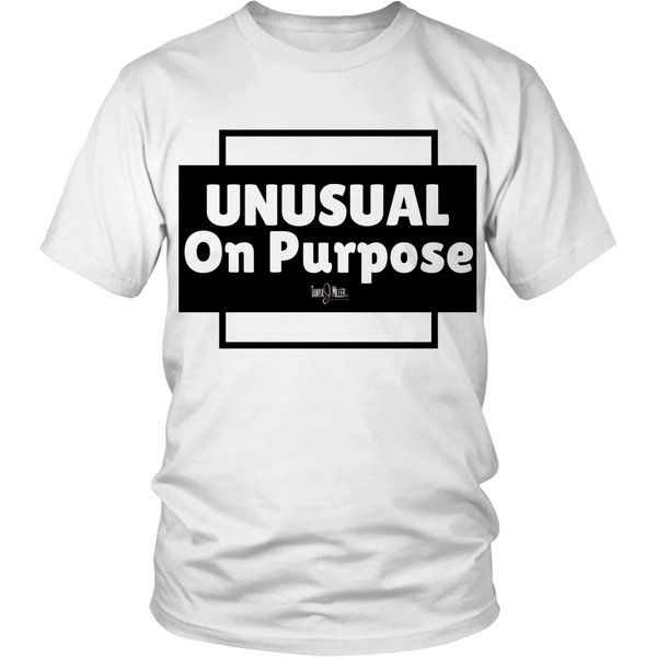 Image of Unusual on Purpose shirt