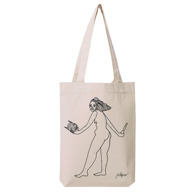 Image of Kill It Tote bag - Recycled Cotton