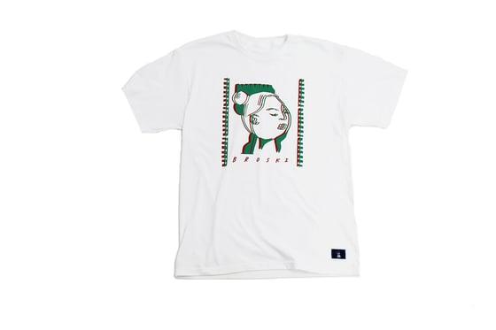 Image of Broski - Kasparov MVPEACE T Shirt White