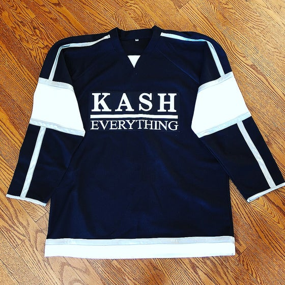 Image of Kash Over Everything Hockey Jersey