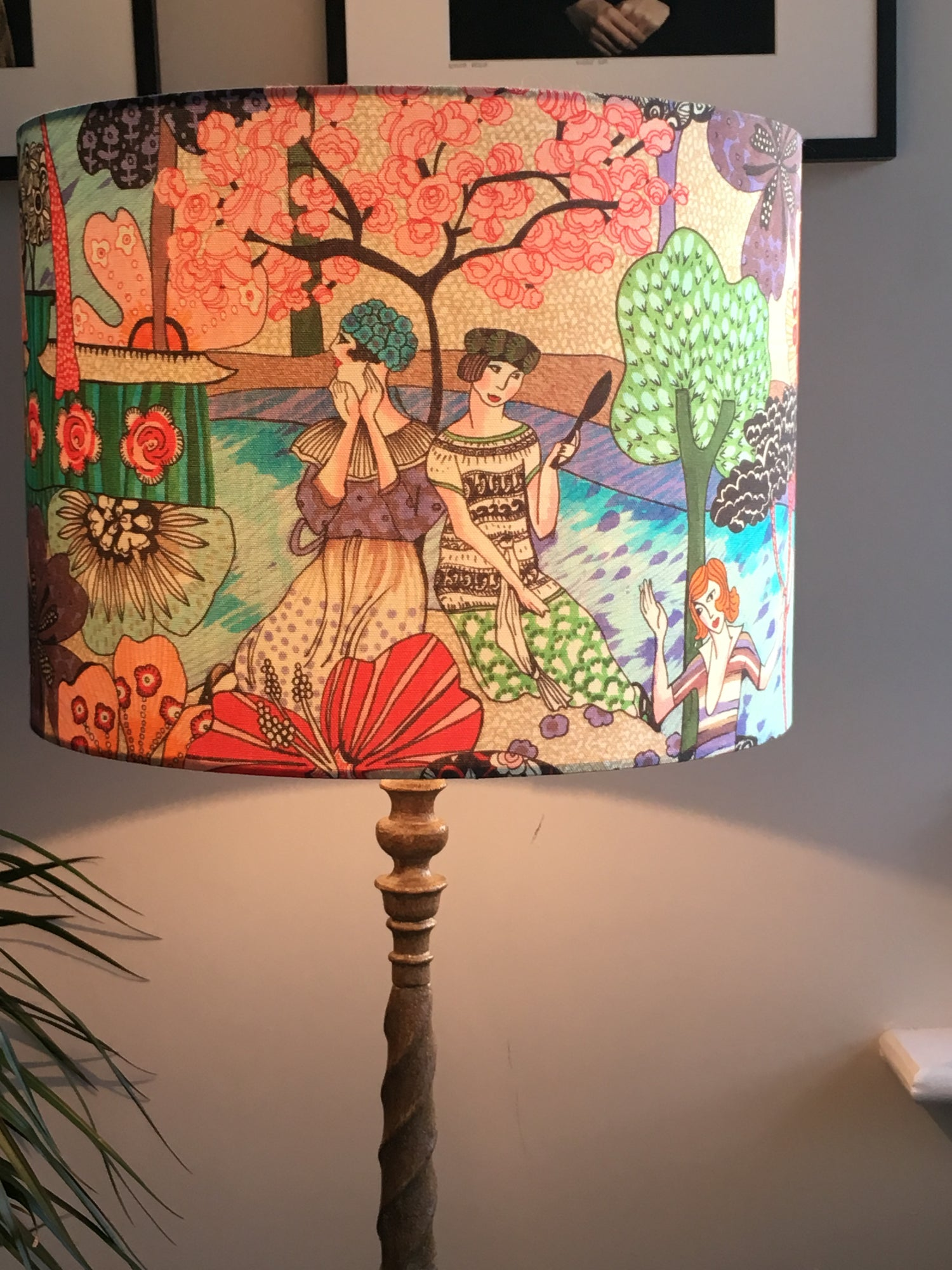 Image of New Orleans Lamp Shade 40cm