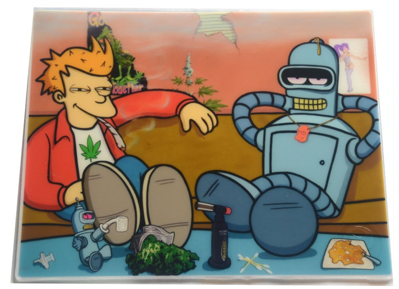 Image of Futurama Oil Slick