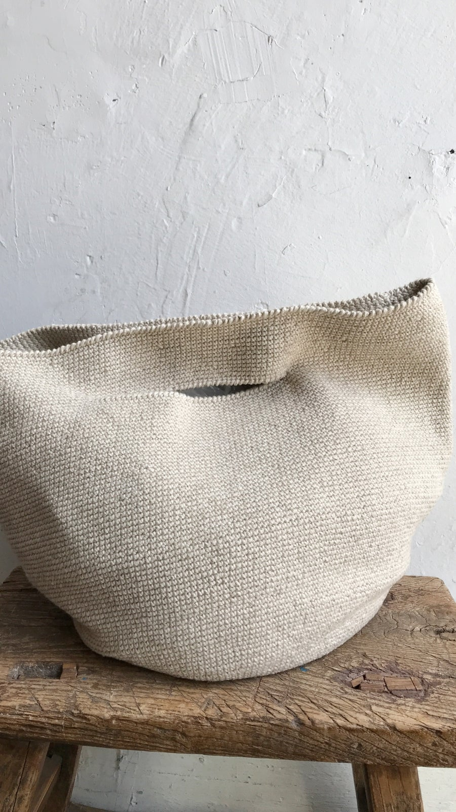 Image of Lauren Manoogian Crochet Bowl Bag