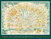 Image of Maps Of London & Beyond by Adam Dant