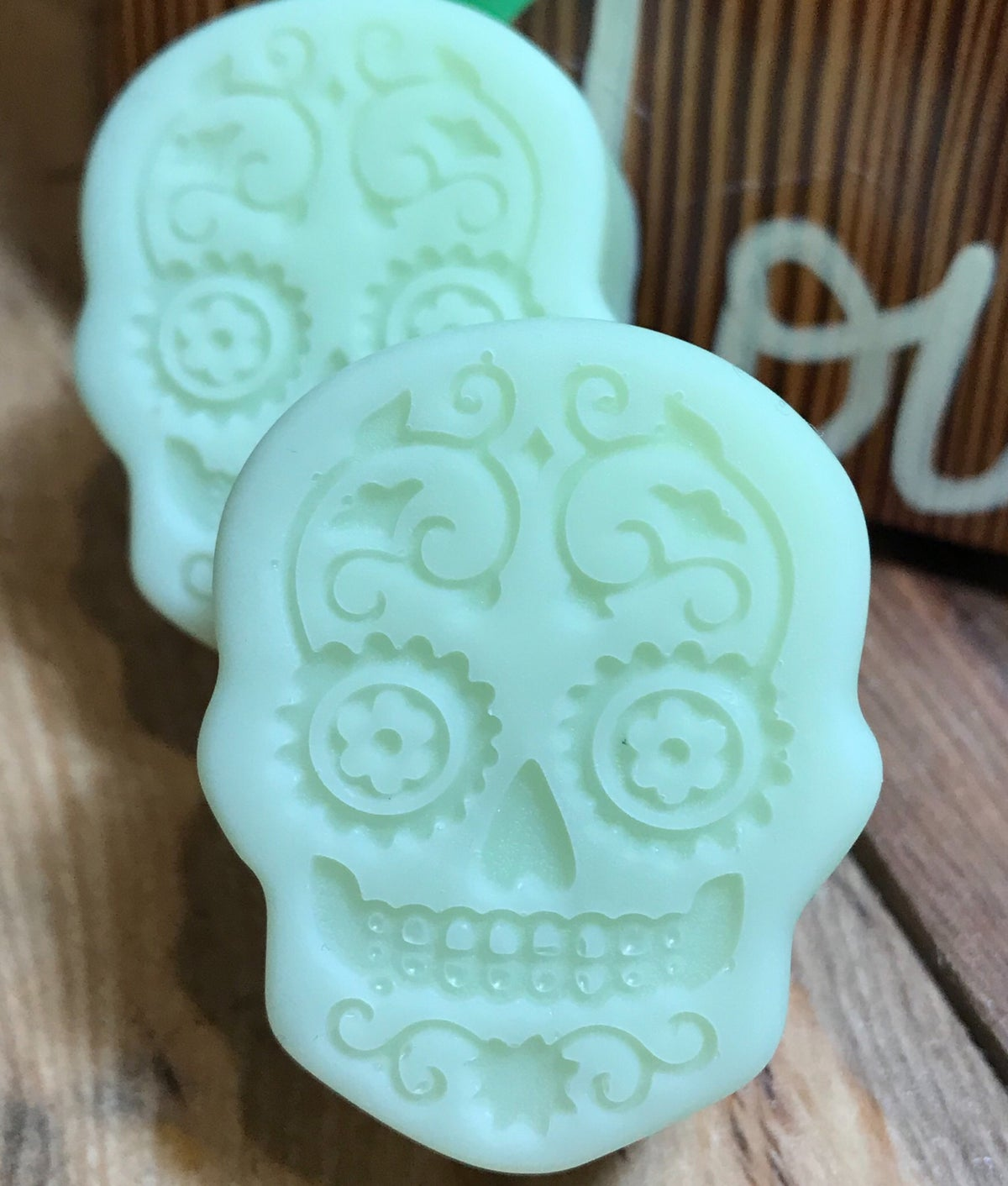 Image of Sugar Skulls Wax Melts