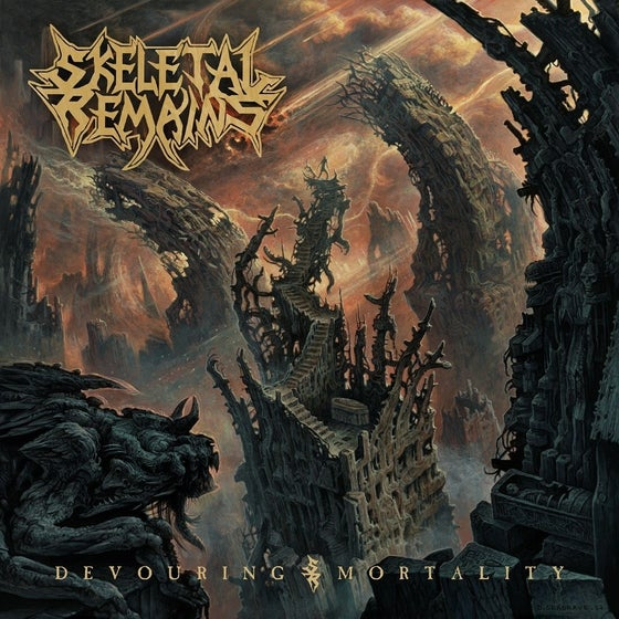 Image of Devouring Mortality CD