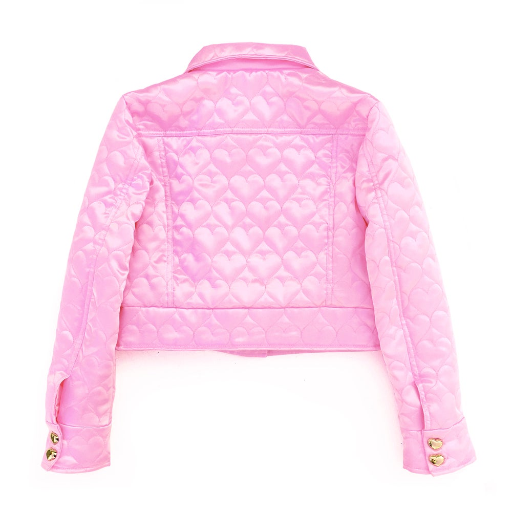 THE SWEETHEART JACKET (COTTON CANDY)