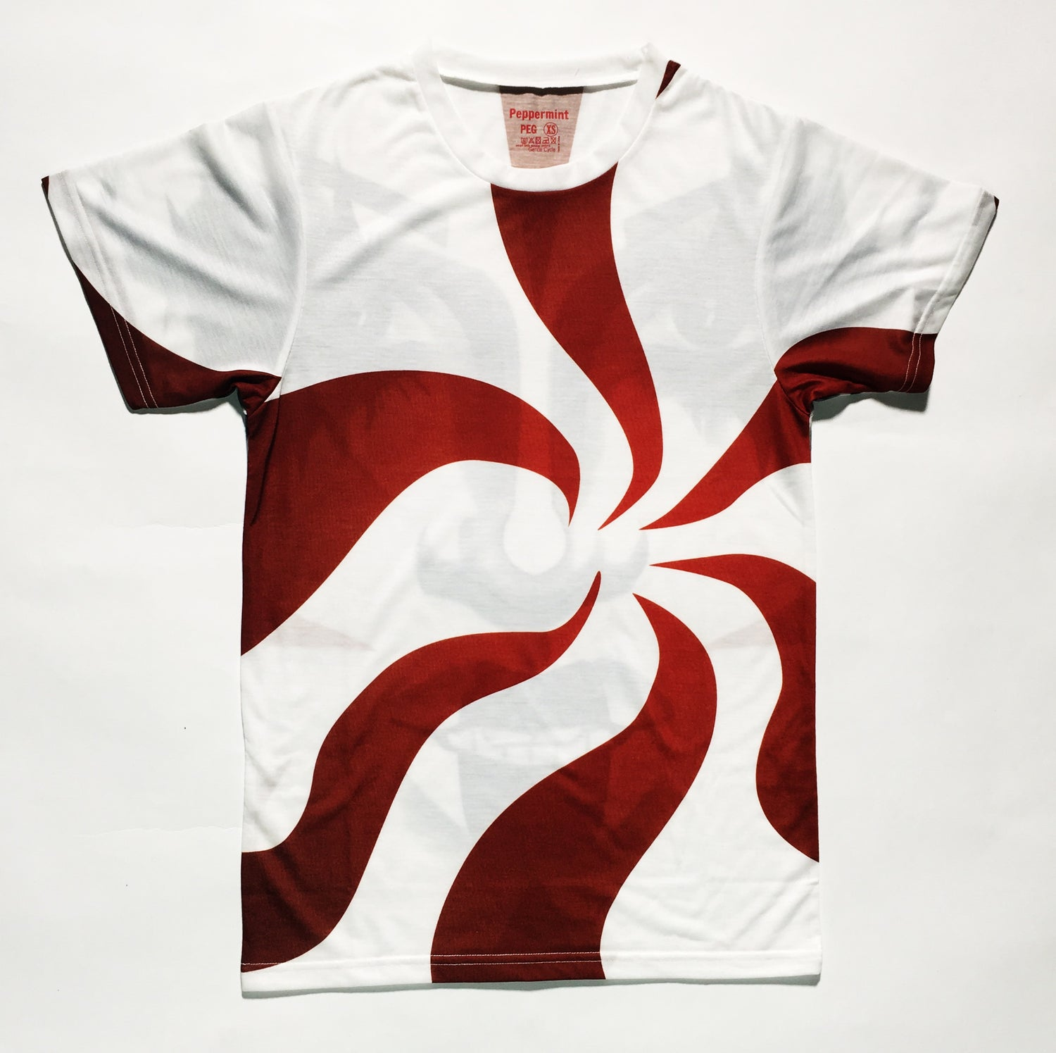 Image of ON-SALE - Peppermint Before Runway Tee - SIGNED & UNSIGNED