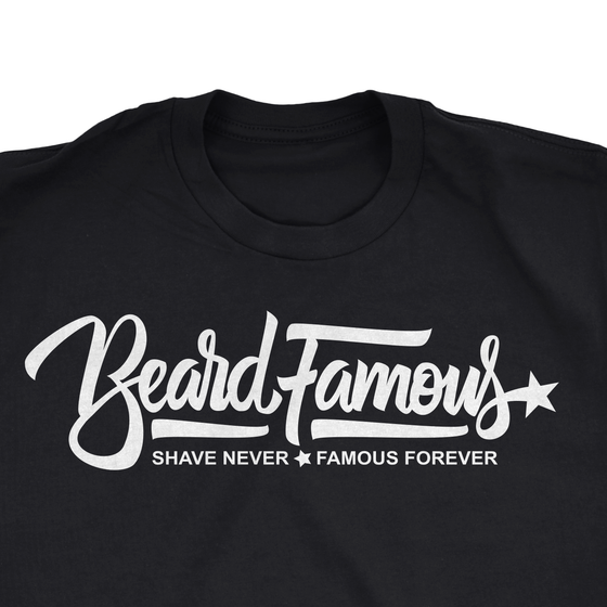 Image of Shave Never Famous Forever Tee