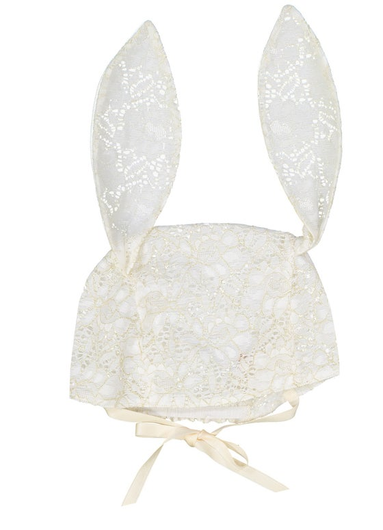 Image of BUNNY LACE- écru