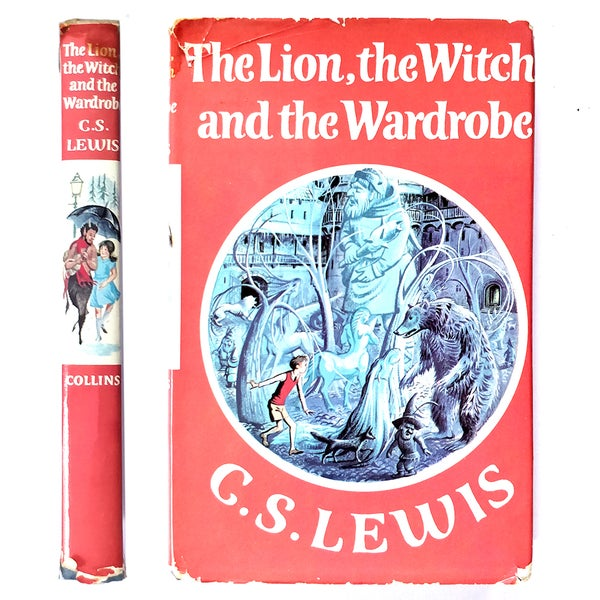 Image of C S Lewis - The Lion, the Witch and the Wardrobe